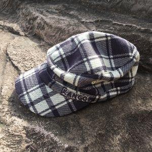 Kangol Plaid Cap